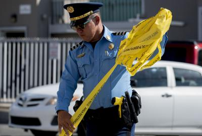 doble asesinato - policia