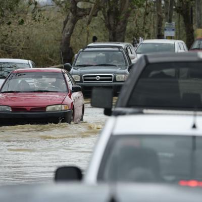 Advertencia de inundaciones para cinco municipios