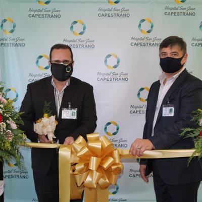 San Juan Capestrano inaugura clínica de hospitalización parcial en San Juan