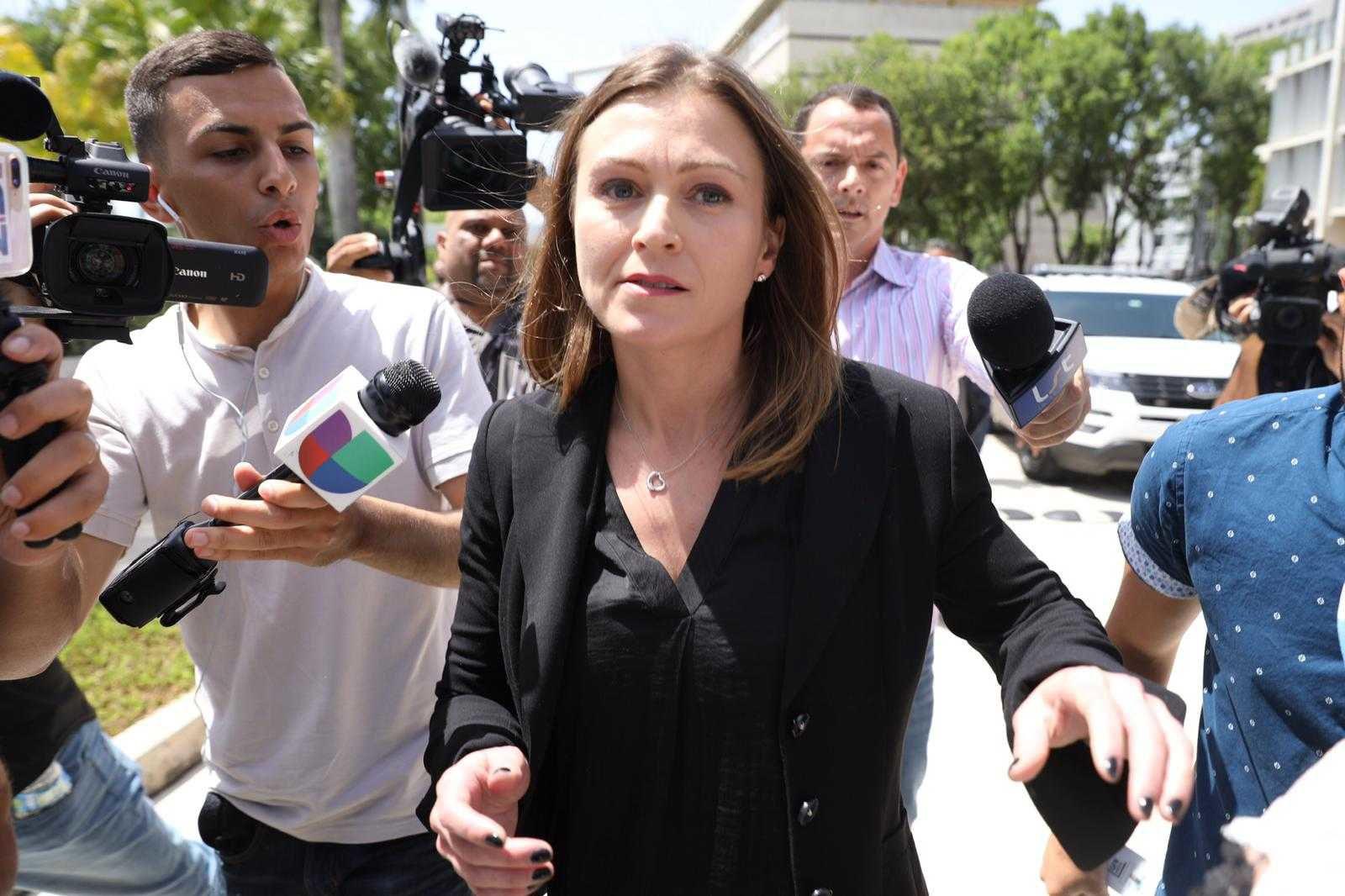 Julia Keleher se declara no culpable
