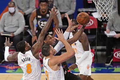 Triunfo de los Knicks sobre el Magic