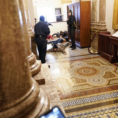 Estructura de comando colapsó durante asalto al Capitolio