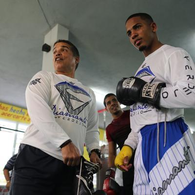 Rumbo a los tribunales Félix Verdejo y Ricky Márquez