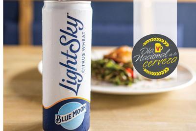 Blue Moon lanza una nueva cerveza Light