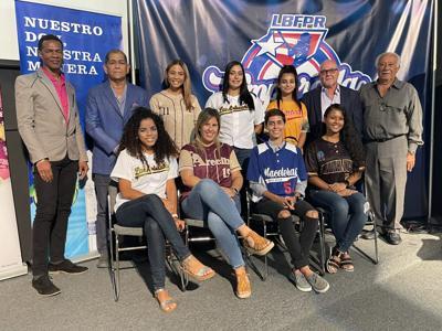 El béisbol femenino regresa con seis equipos