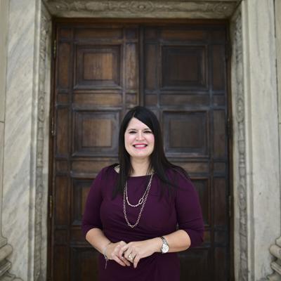 Caras nuevas en la Legislatura: Gretchen Hau