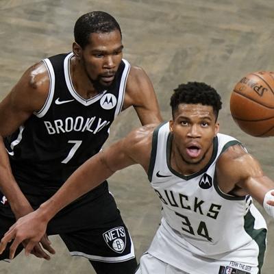 Los Bucks vencen a los Nets en tiempo extra en el séptimo juego