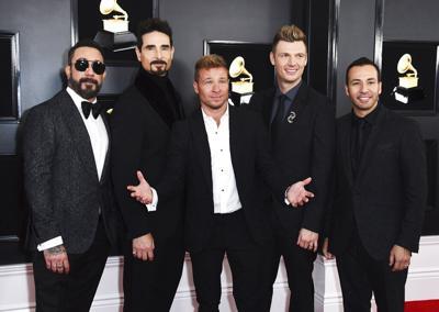 Los Backstreet Boys regresan con su espectáculo navideño a Las Vegas