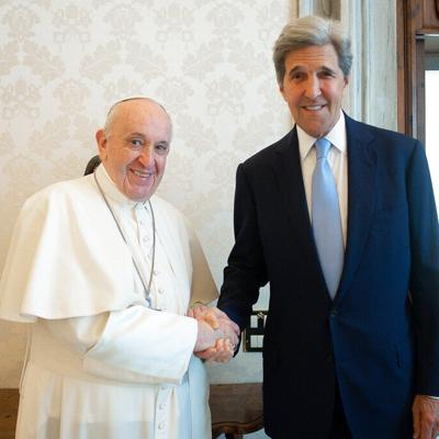 Destacan la defensa climática del papa Francisco