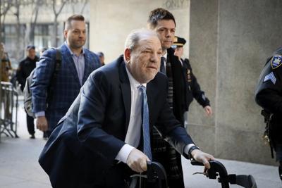 Harvey Weinstein se declara inocente de cuatro cargos de violación en California