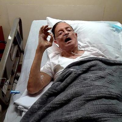 Yoyo Boing está hospitalizado tras susfrir un derrame isquémico