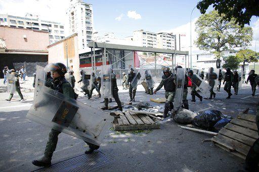 Fiscalía confirmó la muerte de tres personas en protestas del miércoles — VENEZUELA