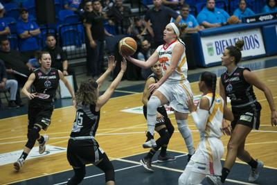 Contrarreloj en el Baloncesto Superior Nacional Femenino