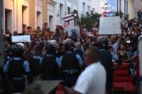 Gobierno justifica activación de unidad del DCR durante protestas