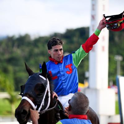 "Irad Ortiz Jr. gana su segundo ""Eclipse"""
