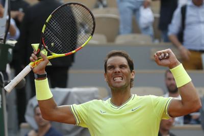 Nadal y Federer se citan en las semifinales del Roland Garros