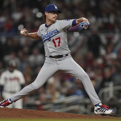 Joe Kelly abre por Dodgers el quinto juego contra los Bravos