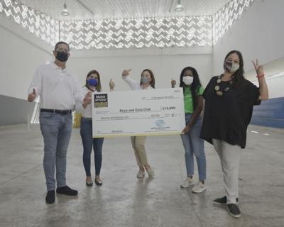 Motorambar Charity Golf Tournament dona $100,000