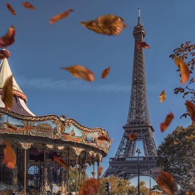 Tú también puedes ir a París