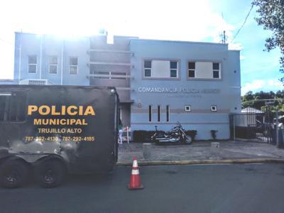 Cierran comandancia municipal de Trujillo Alto por positivo a Covid-19