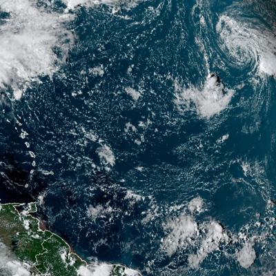 Las condiciones están favorables para la formación de otro huracán en el Atlántico