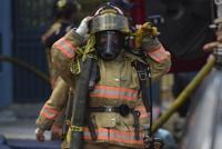 Reportan fuego en restaurante en el Condado
