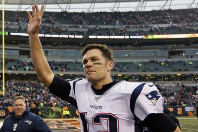 """Tom Brady: """"Era el momento"""" de dejar a los Patriots"""