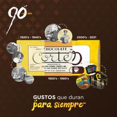 Chocolate Cortés celebra 90 años