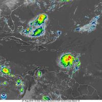 En alerta República Dominicana ante el paso de Dorian