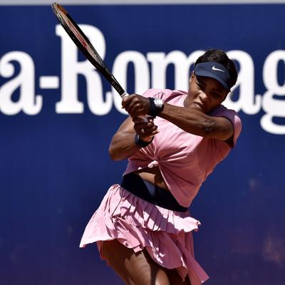 Serena Williams logra su primera victoria en más de tres meses