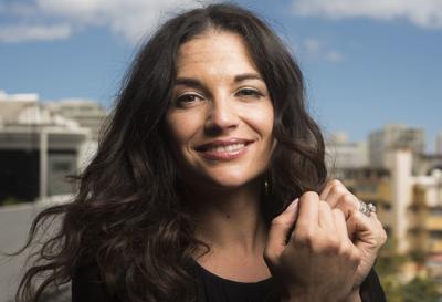 Natalia Jiménez en concierto para boricuas
