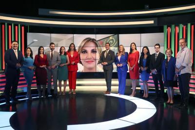 TeleOnce presenta especial Las Noticias ¡Ya es hora!