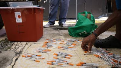 FDA aprueba una dosis más alta de aerosol nasal para tratar sobredosis de opioides