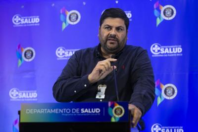 Secretario de Salud, Covid, Pandemia, Carlos Mellado