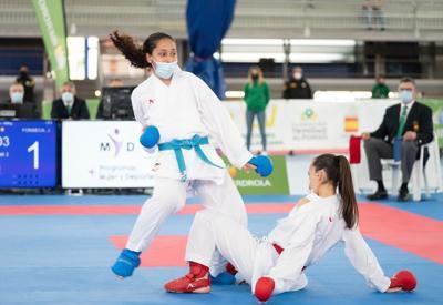 Janessa Fonseca competirá en el Lisboa Karate Premier League