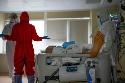OMS: Europa es la única región con más contagios de covid-19