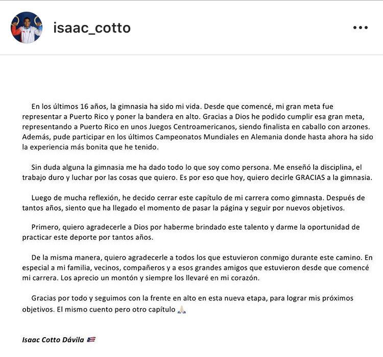 Isaac Cotto