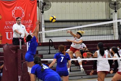 La Universidad Ana G. Méndez arranca victoriosa en el inicio del voleibol de la Liga Atlética Interuniversitaria