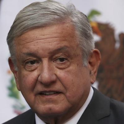 Andrés López Obrador da positivo a Covid-19