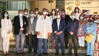 Fundación Mapfre dona equipo médico al RCM