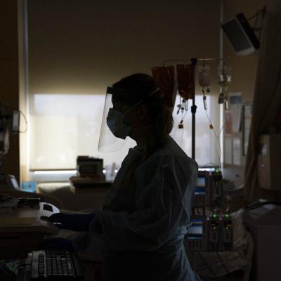 En 225 las hospitalizaciones por coronavirus