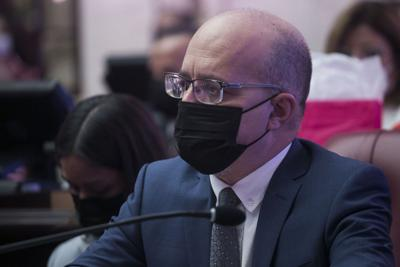 Rafael Bernabe, senador de MVC