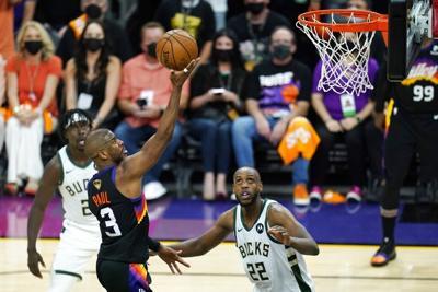 NBA: Los Suns se llevan el primer partido de la final