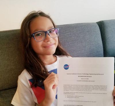 Niña boricua entre las 30 escogidas para un programa en la NASA