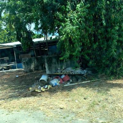Denuncian crítico estado de baños en Hipódromo Camarero