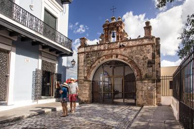Semana Santa en el Viejo San Juan