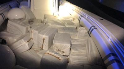 Incautan 1,787 kilos de cocaína en Vieques