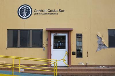 Recorrido parcial por Costa Sur tras sismos recientes