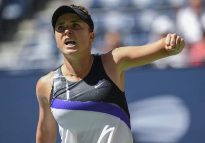 Svitolina se mete en las semifinales del Abierto de Estados Unidos