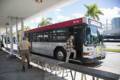 Transporte colectivo, AMA